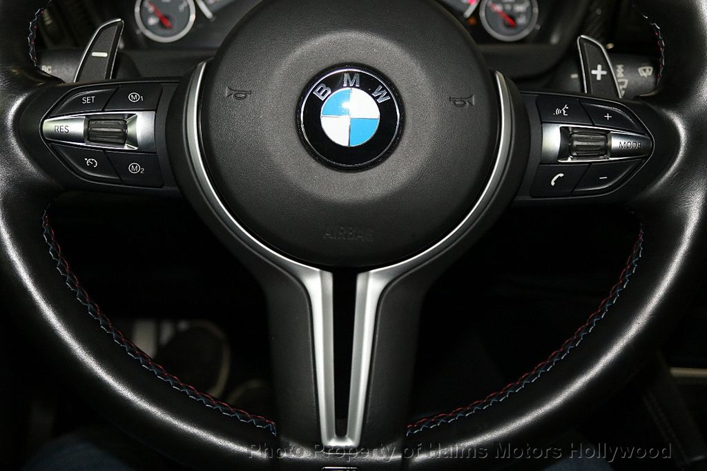2015 BMW M4 2dr Coupe - 17590361 - 25
