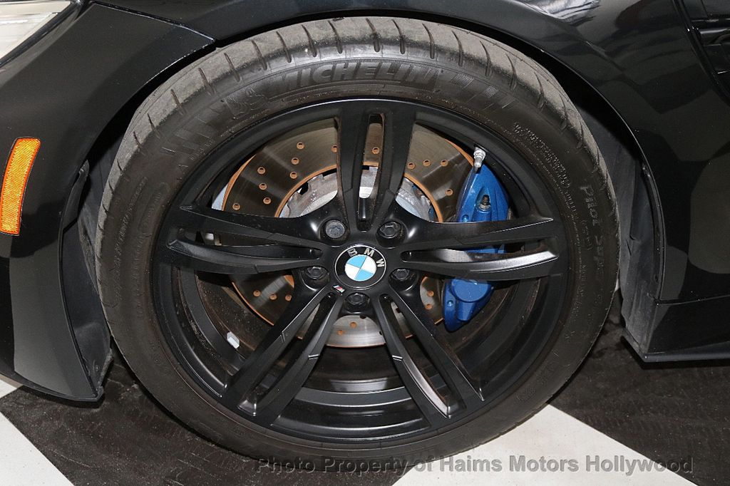 2015 BMW M4 2dr Coupe - 17590361 - 30