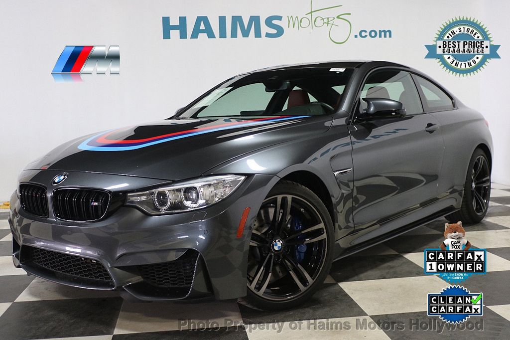 2015 BMW M4 2dr Coupe - 17851899 - 0
