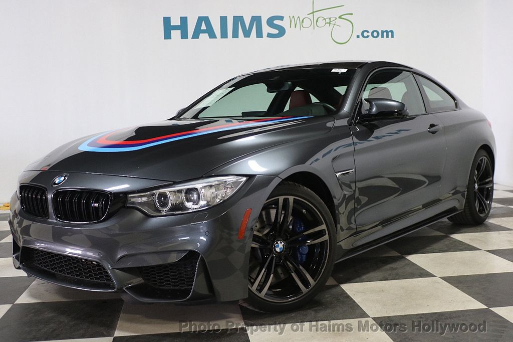 2015 BMW M4 2dr Coupe - 17851899 - 1