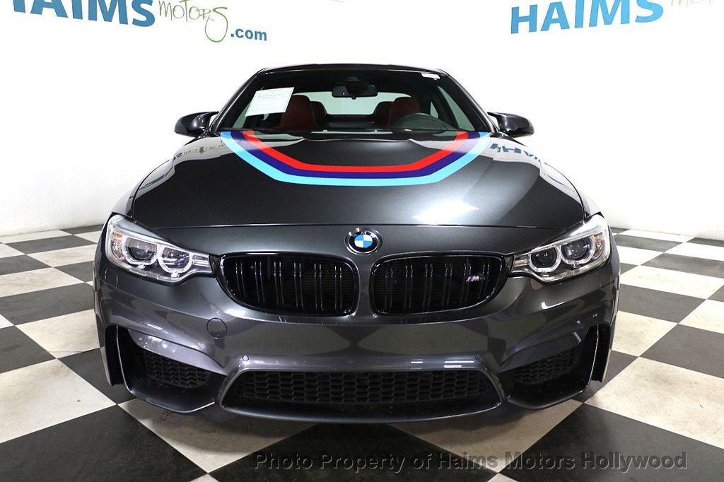 2015 BMW M4 2dr Coupe - 17851899 - 2