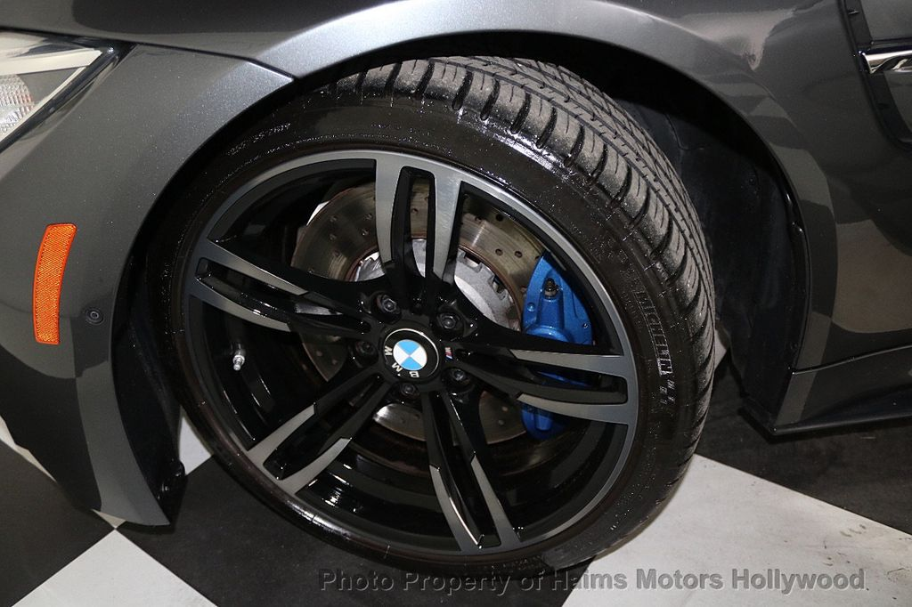2015 BMW M4 2dr Coupe - 17851899 - 36