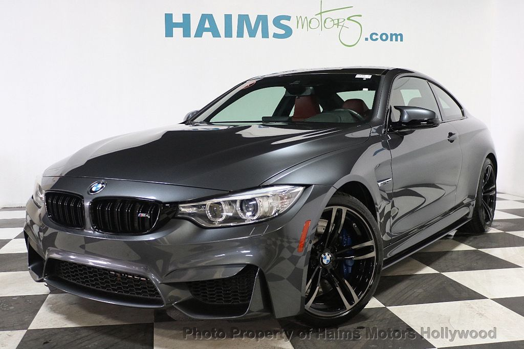 2015 BMW M4 2dr Coupe - 17851899 - 39