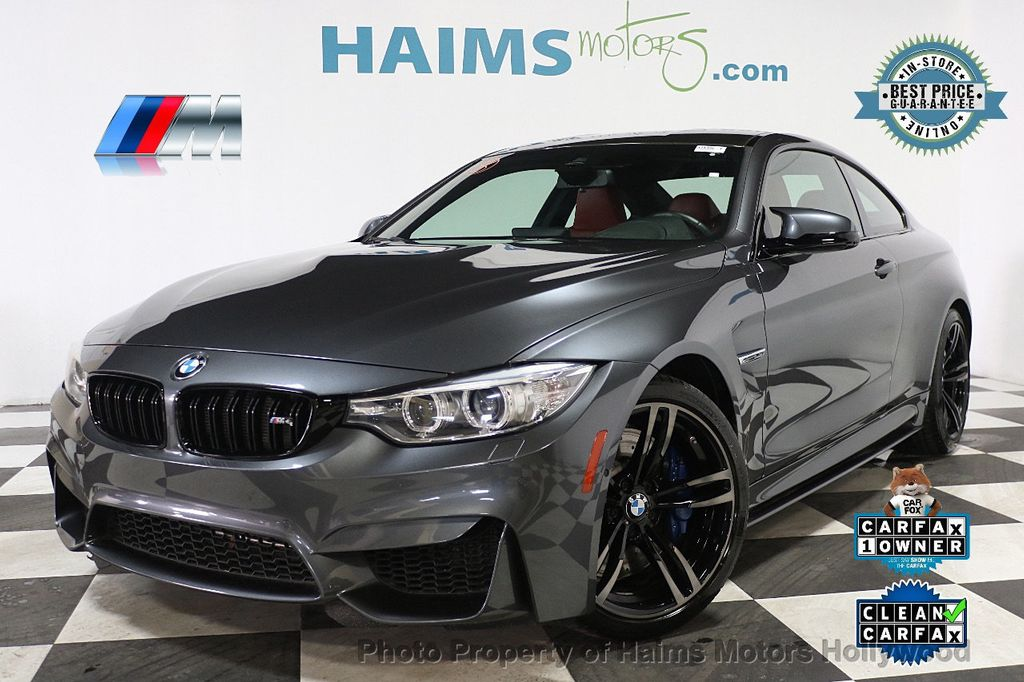 2015 BMW M4 2dr Coupe - 17851899 - 42
