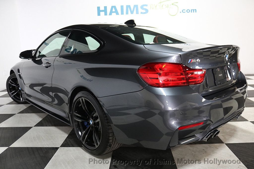 2015 BMW M4 2dr Coupe - 17851899 - 4