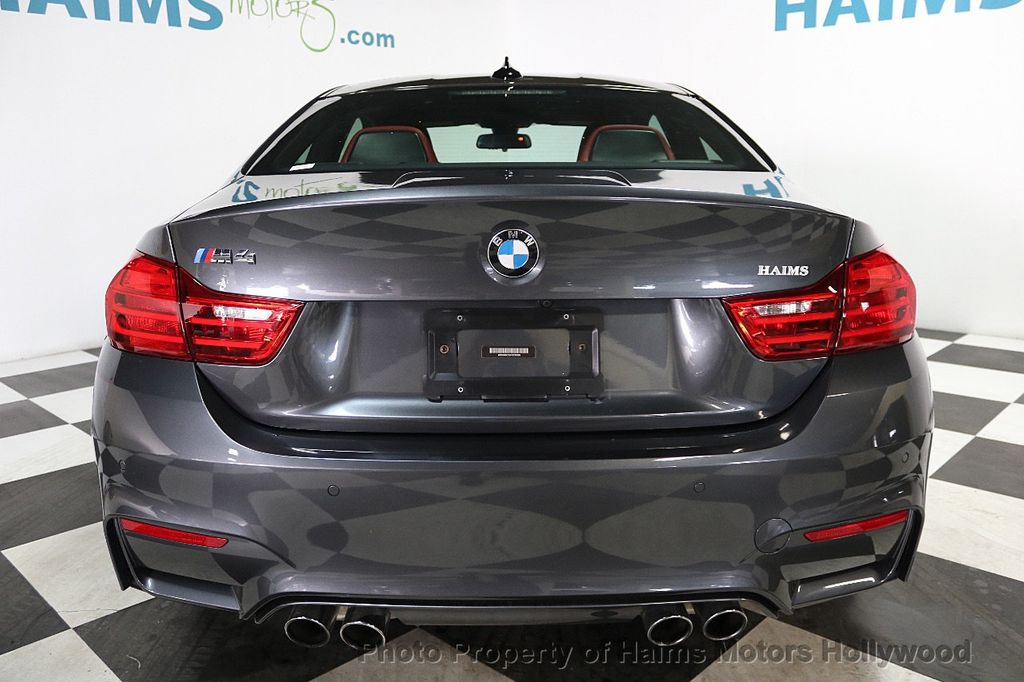 2015 BMW M4 2dr Coupe - 17851899 - 5