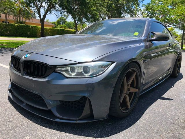 Used Bmw M4 >> 2015 Used Bmw M4 2dr Coupe At A Luxury Autos Serving Miramar