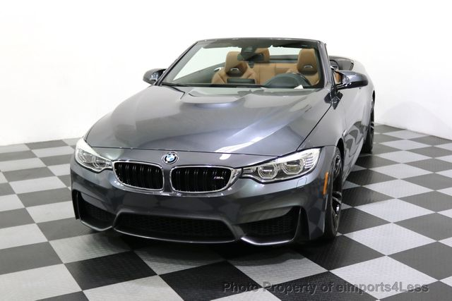 2015 BMW M4 CERTIFIED M4 CABRIO 6 SPEED Carbon Ceramic Brakes - 17906798 - 30