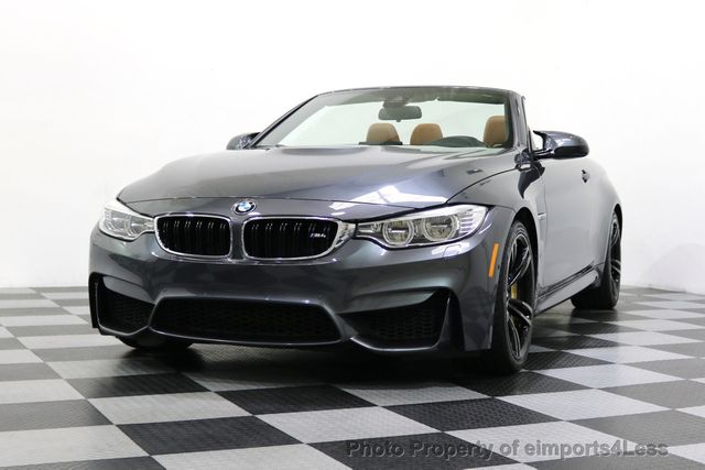 2015 BMW M4 CERTIFIED M4 CABRIO 6 SPEED Carbon Ceramic Brakes - 17906798 - 54