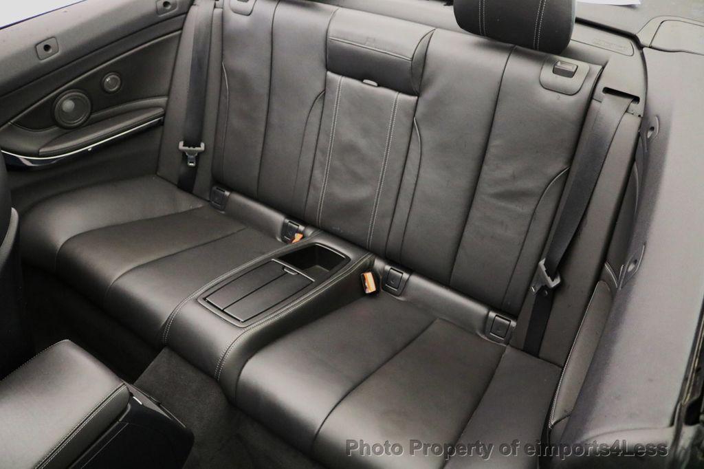 2015 BMW M4 CERTIFIED M4 CABRIOLET Blind Spot EXEC NAV - 17363813 - 9