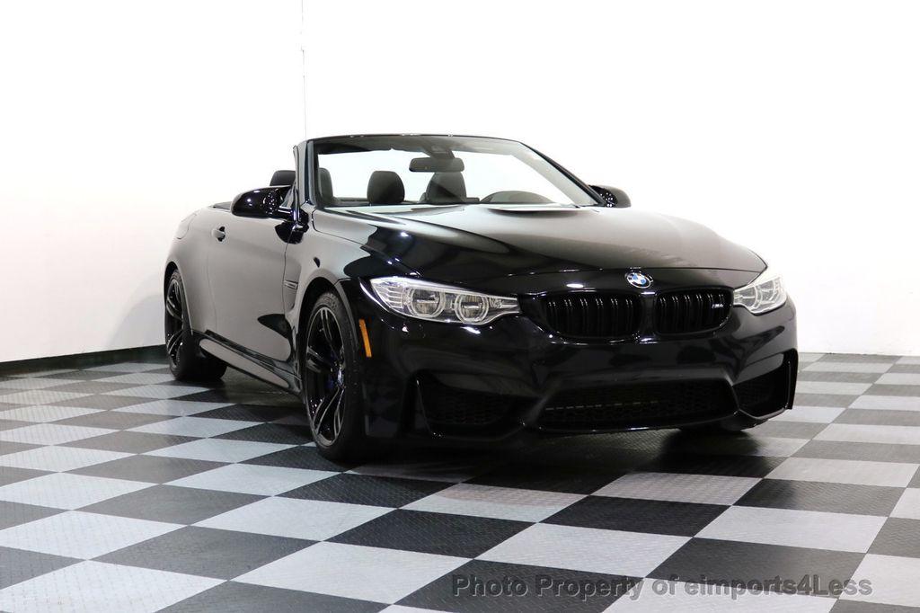 2015 BMW M4 CERTIFIED M4 CABRIOLET Blind Spot EXEC NAV - 17363813 - 15