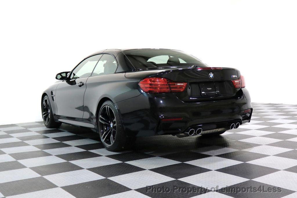 2015 BMW M4 CERTIFIED M4 CABRIOLET Blind Spot EXEC NAV - 17363813 - 16