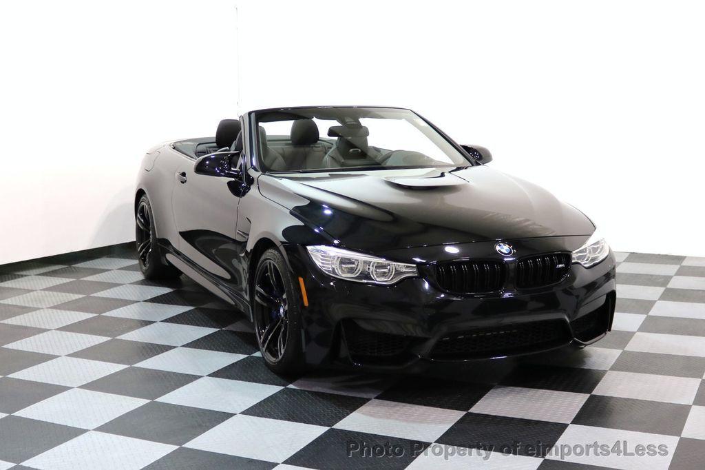 2015 BMW M4 CERTIFIED M4 CABRIOLET Blind Spot EXEC NAV - 17363813 - 1