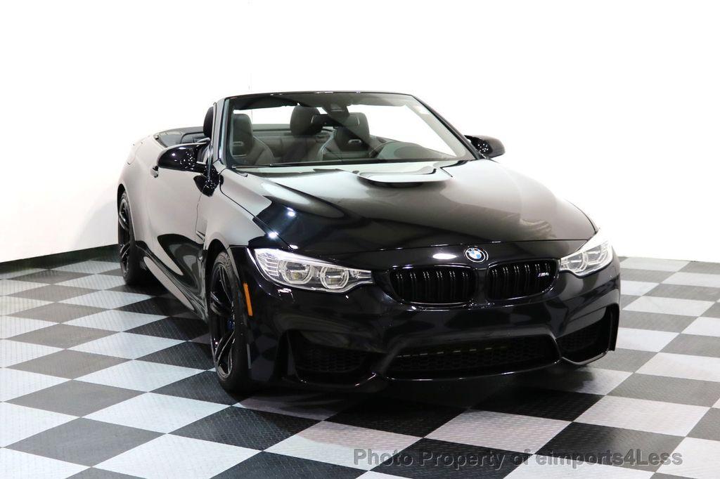 2015 BMW M4 CERTIFIED M4 CABRIOLET Blind Spot EXEC NAV - 17363813 - 28