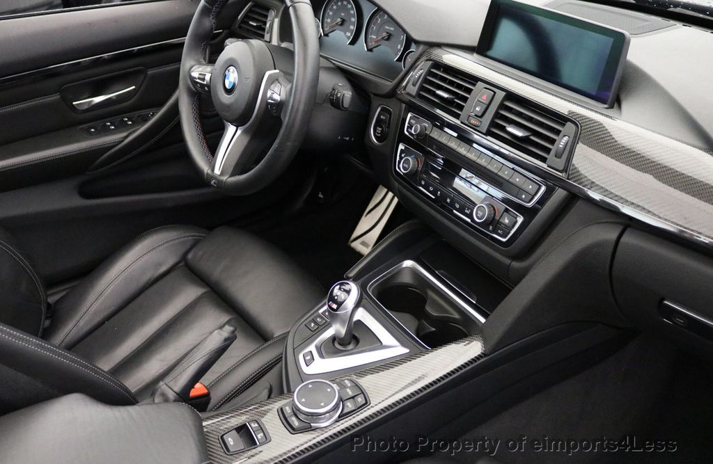 2015 BMW M4 CERTIFIED M4 CABRIOLET Blind Spot EXEC NAV - 17363813 - 33