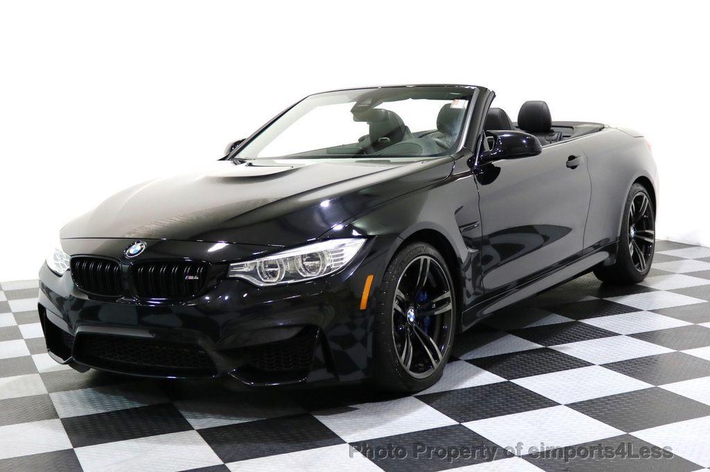 2015 BMW M4 CERTIFIED M4 CABRIOLET Blind Spot EXEC NAV - 17363813 - 39