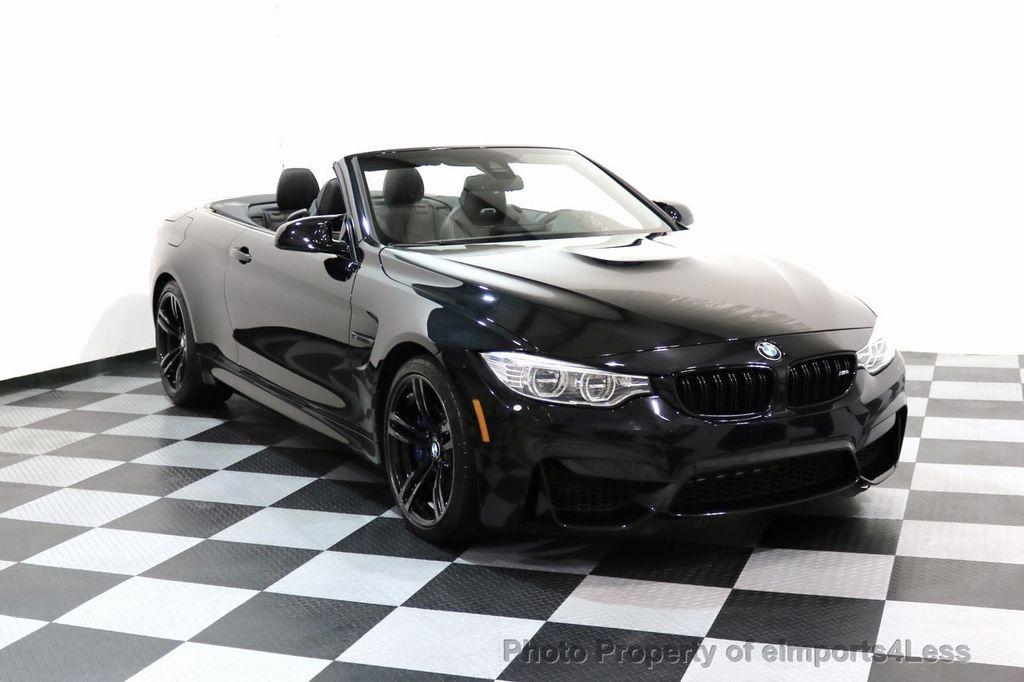 2015 BMW M4 CERTIFIED M4 CABRIOLET Blind Spot EXEC NAV - 17363813 - 40
