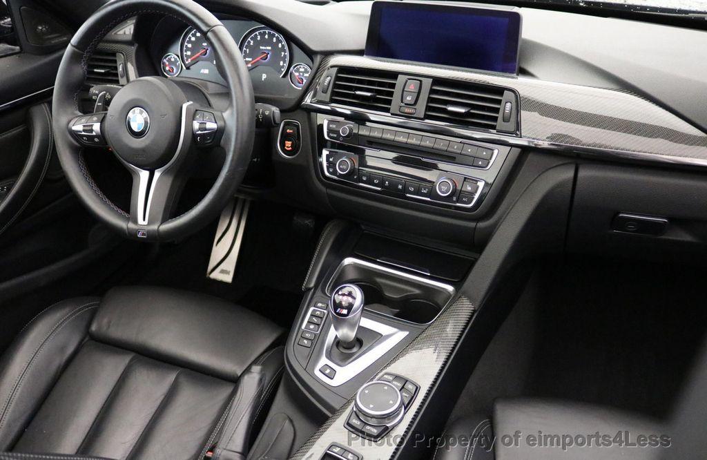 2015 BMW M4 CERTIFIED M4 CABRIOLET Blind Spot EXEC NAV - 17363813 - 44