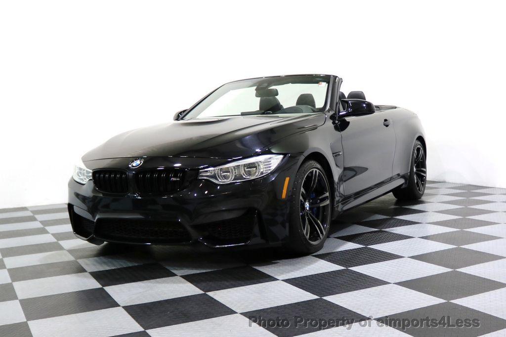 2015 BMW M4 CERTIFIED M4 CABRIOLET Blind Spot EXEC NAV - 17363813 - 47
