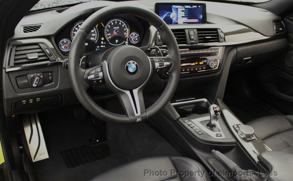 2015 BMW M4 CERTIFIED M4 Coupe Executive HUD BLIS HK CAM NAVI - 18279095 - 28