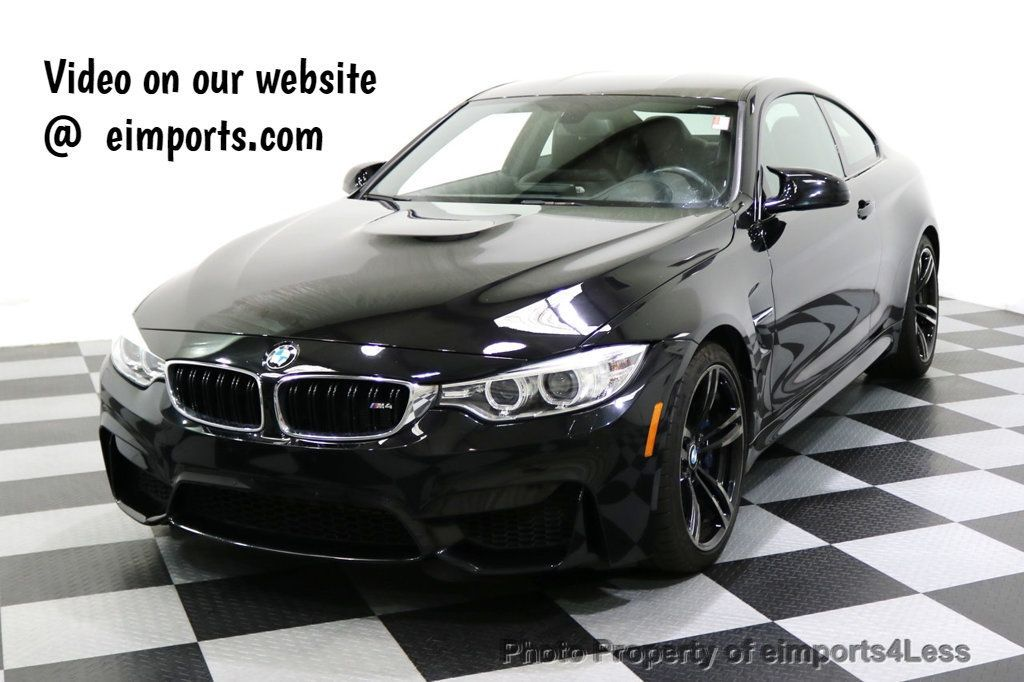 2015 BMW M4 CERTIFIED M4 DCT EXECUTIVE 19s HK CAMERA NAV - 17808895 - 0