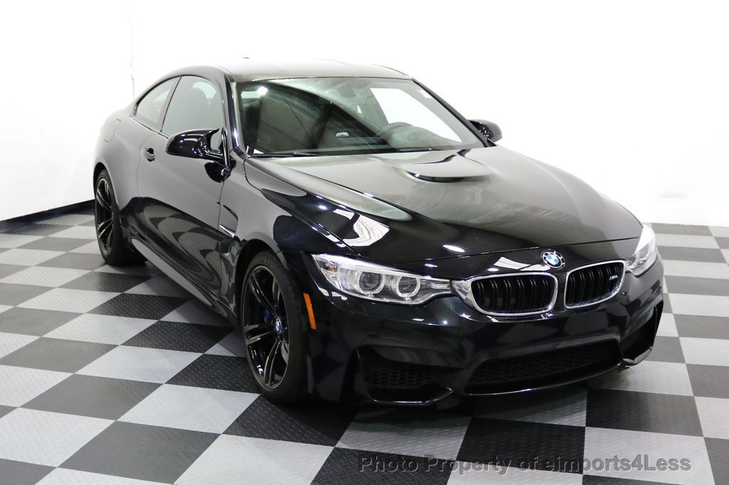2015 BMW M4 CERTIFIED M4 DCT EXECUTIVE 19s HK CAMERA NAV - 17808895 - 15