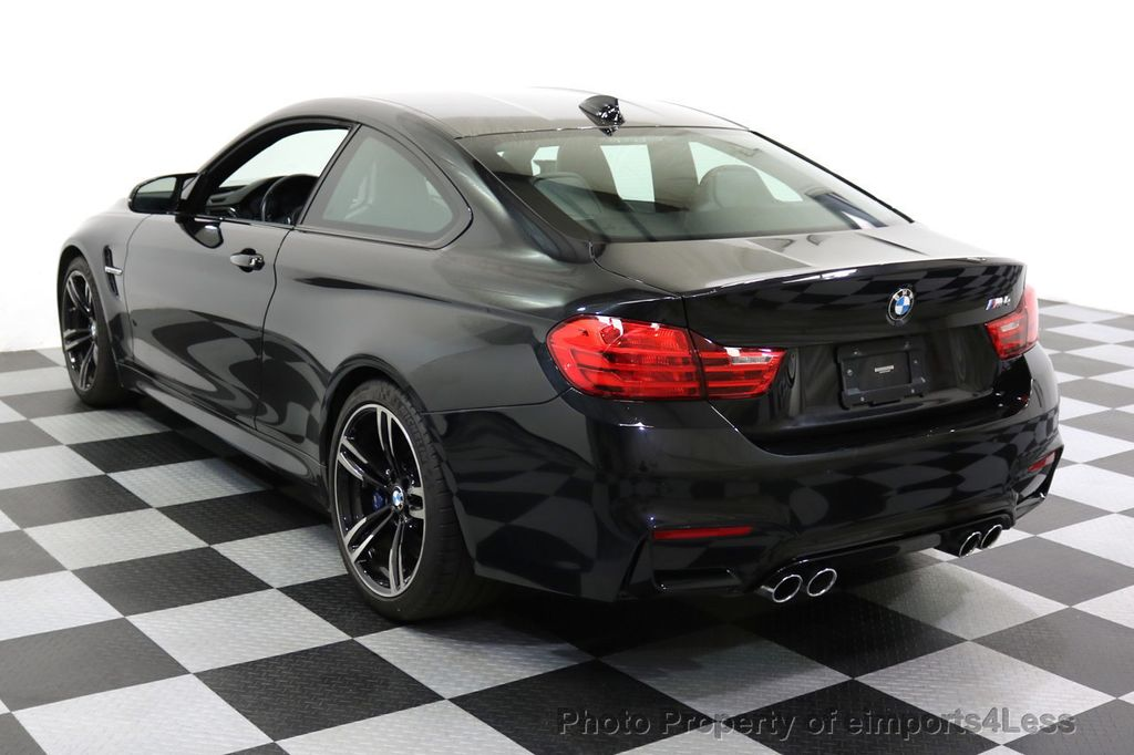 2015 BMW M4 CERTIFIED M4 DCT EXECUTIVE 19s HK CAMERA NAV - 17808895 - 16
