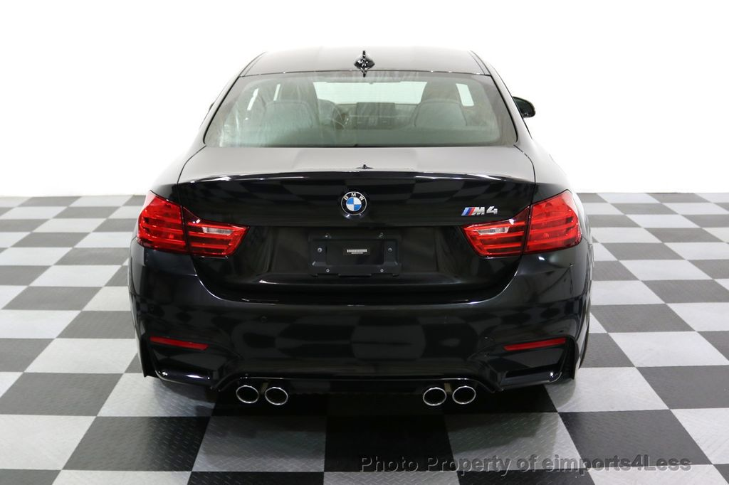 2015 BMW M4 CERTIFIED M4 DCT EXECUTIVE 19s HK CAMERA NAV - 17808895 - 17