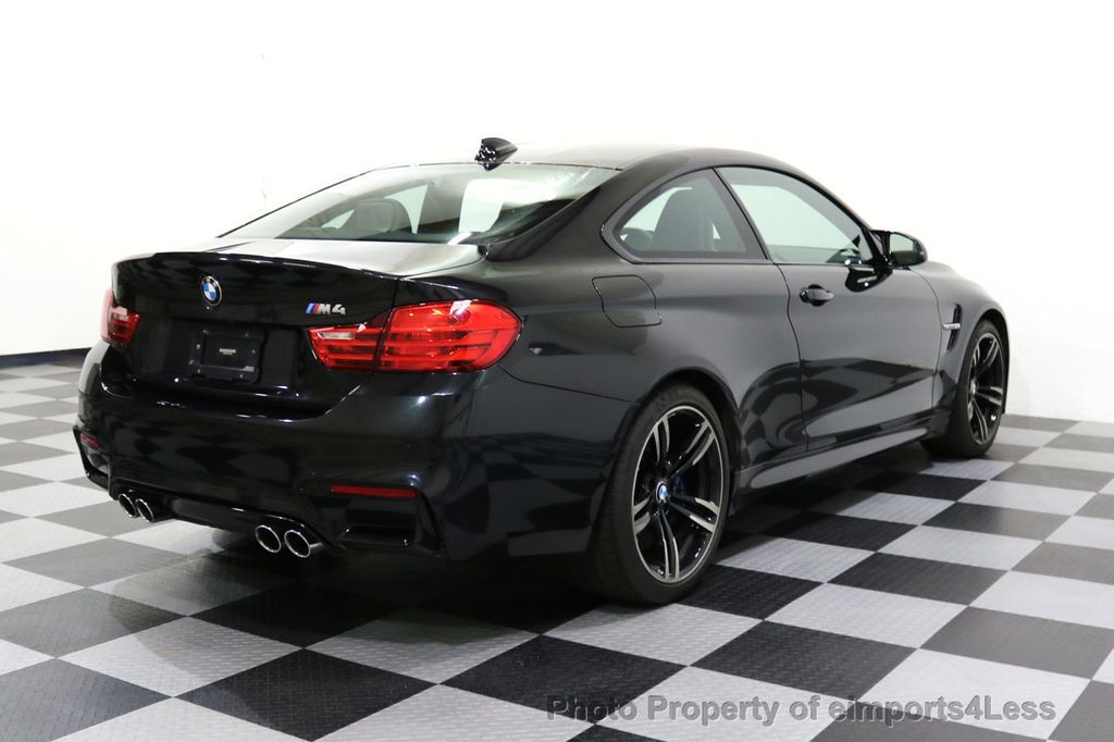 2015 BMW M4 CERTIFIED M4 DCT EXECUTIVE 19s HK CAMERA NAV - 17808895 - 18