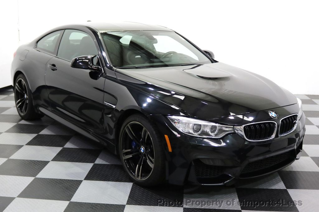 2015 BMW M4 CERTIFIED M4 DCT EXECUTIVE 19s HK CAMERA NAV - 17808895 - 1
