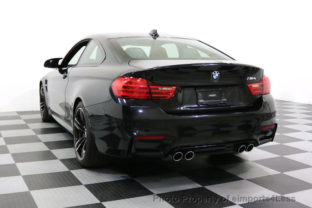 2015 BMW M4 CERTIFIED M4 DCT EXECUTIVE 19s HK CAMERA NAV - 17808895 - 31