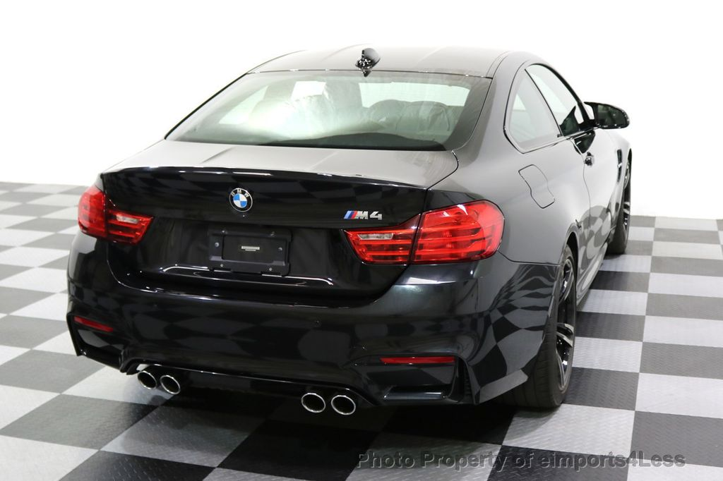 2015 BMW M4 CERTIFIED M4 DCT EXECUTIVE 19s HK CAMERA NAV - 17808895 - 33