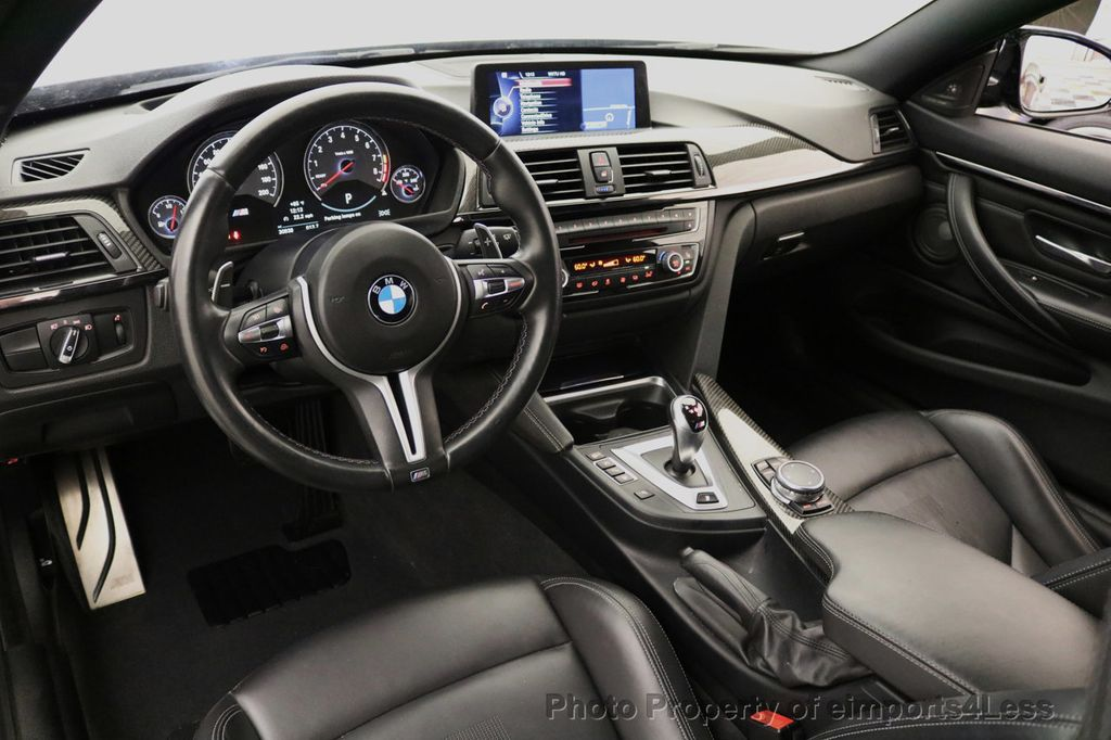 2015 BMW M4 CERTIFIED M4 DCT EXECUTIVE 19s HK CAMERA NAV - 17808895 - 34