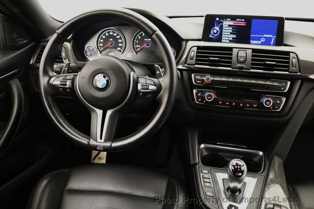 2015 BMW M4 CERTIFIED M4 DCT EXECUTIVE 19s HK CAMERA NAV - 17808895 - 35