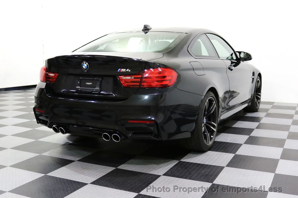 2015 BMW M4 CERTIFIED M4 DCT EXECUTIVE 19s HK CAMERA NAV - 17808895 - 3