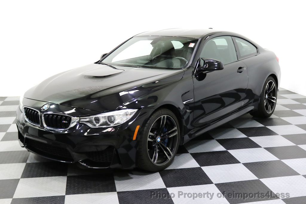 2015 BMW M4 CERTIFIED M4 DCT EXECUTIVE 19s HK CAMERA NAV - 17808895 - 44