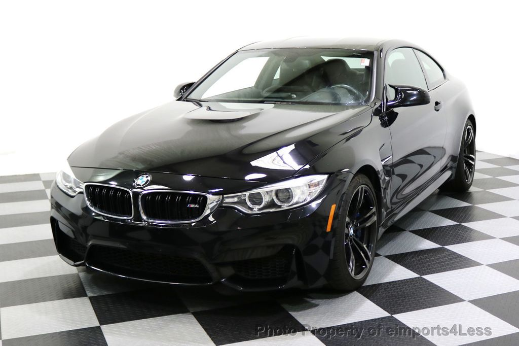 2015 BMW M4 CERTIFIED M4 DCT EXECUTIVE 19s HK CAMERA NAV - 17808895 - 45