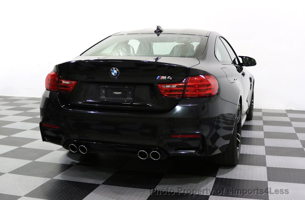 2015 BMW M4 CERTIFIED M4 DCT EXECUTIVE 19s HK CAMERA NAV - 17808895 - 48