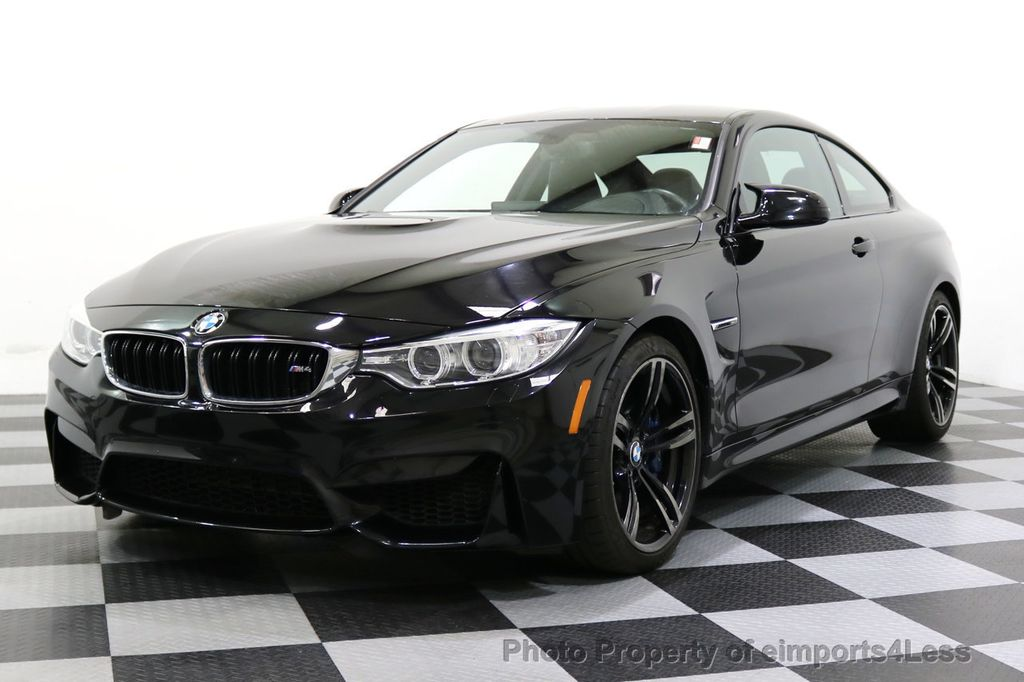 2015 BMW M4 CERTIFIED M4 DCT EXECUTIVE 19s HK CAMERA NAV - 17808895 - 53