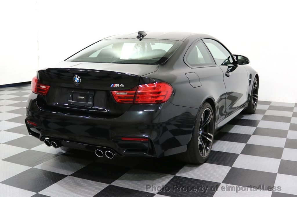 2015 BMW M4 CERTIFIED M4 DCT EXECUTIVE 19s HK CAMERA NAV - 17808895 - 56