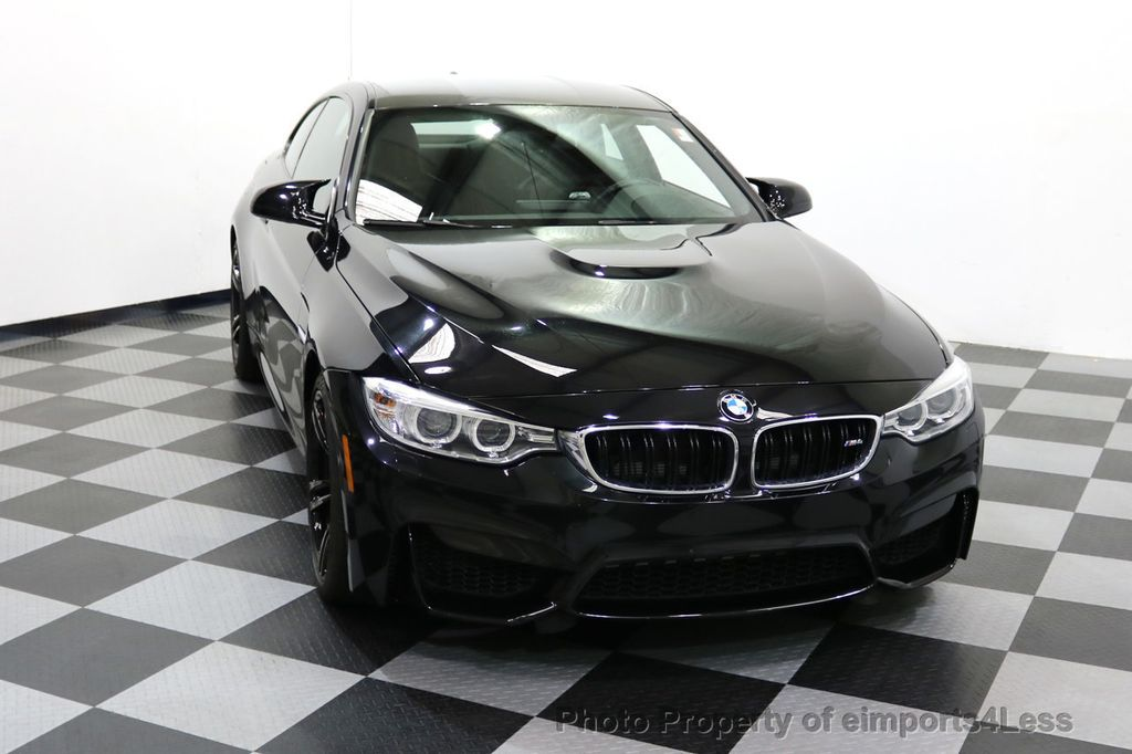 2015 BMW M4 CERTIFIED M4 DCT EXECUTIVE 19s HK CAMERA NAV - 17808895 - 57