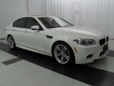 2015 BMW M5 4dr Sedan - Click to see full-size photo viewer