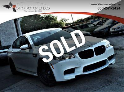 2015 BMW M5 4dr Sedan