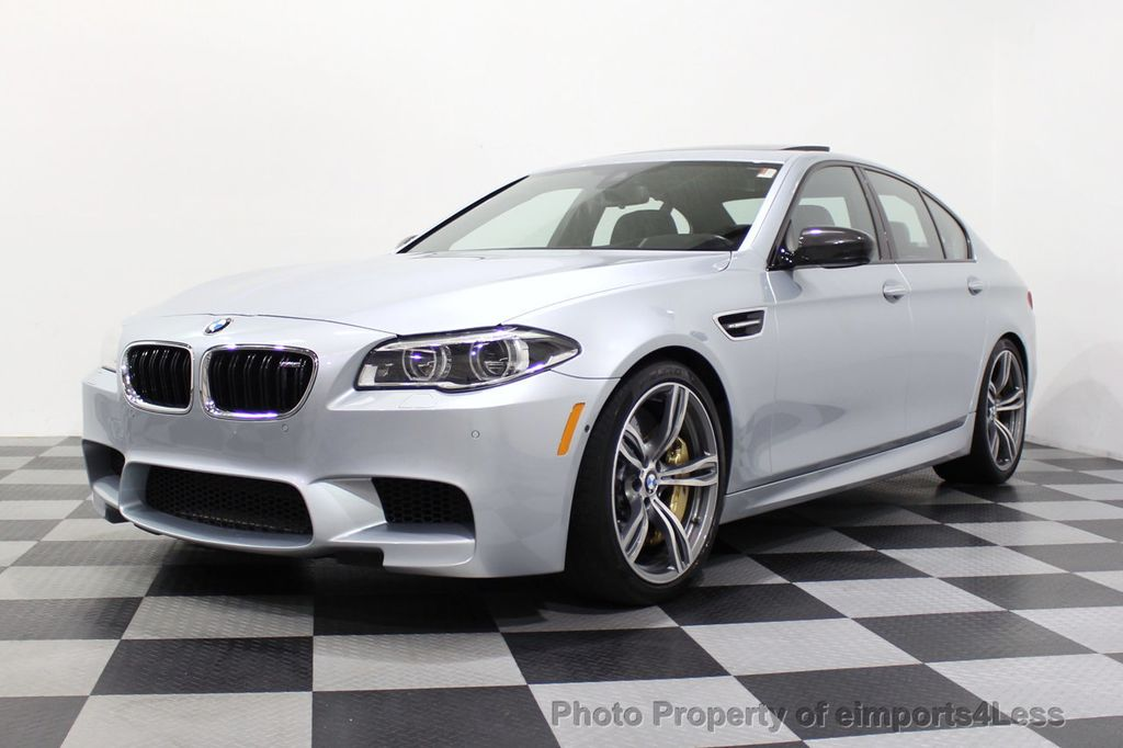 2015 BMW M5 CERTIFIED M5 V8 COMPETITION PACKAGE EXEC CERAMIC BRAKES - 18279081 - 16
