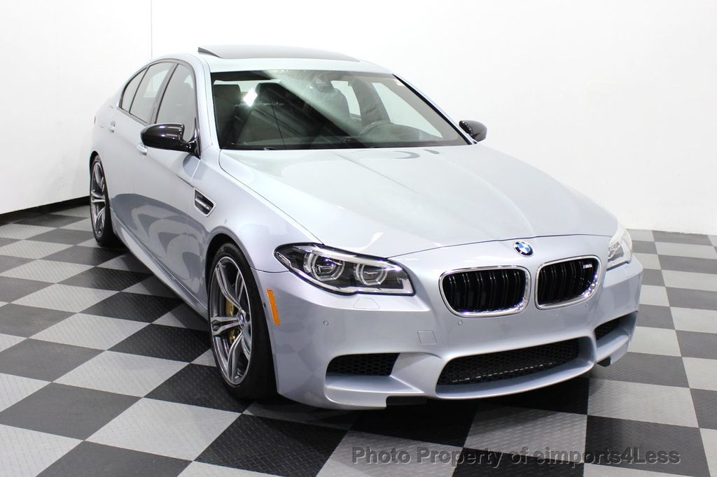 2015 BMW M5 CERTIFIED M5 V8 COMPETITION PACKAGE EXEC CERAMIC BRAKES - 18279081 - 17