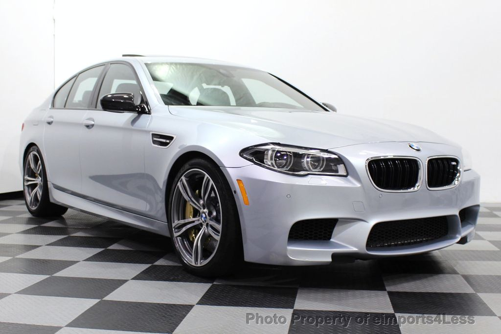 2015 BMW M5 CERTIFIED M5 V8 COMPETITION PACKAGE EXEC CERAMIC BRAKES - 18279081 - 1