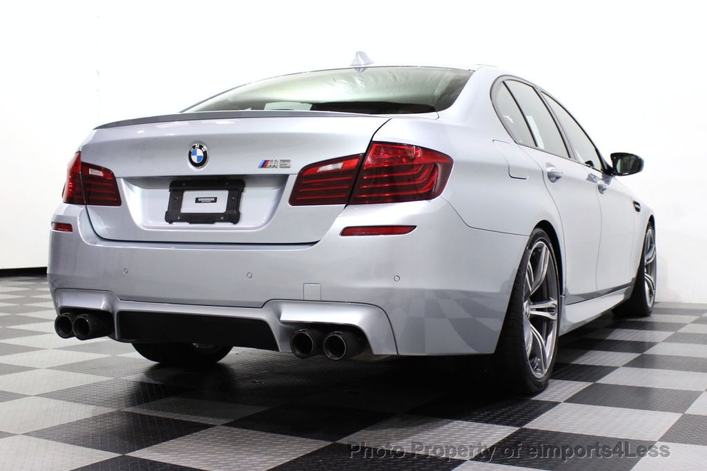 2015 BMW M5 CERTIFIED M5 V8 COMPETITION PACKAGE EXEC CERAMIC BRAKES - 18279081 - 20