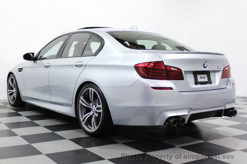 2015 BMW M5 CERTIFIED M5 V8 COMPETITION PACKAGE EXEC CERAMIC BRAKES - 18279081 - 2