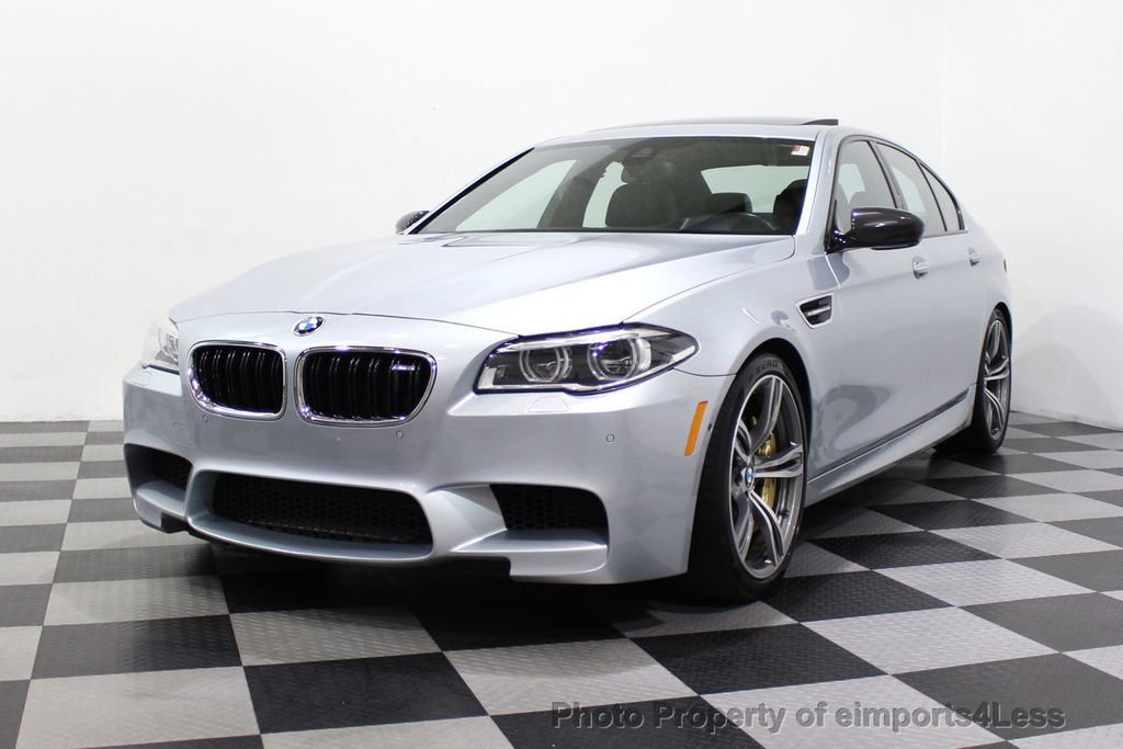2015 BMW M5 CERTIFIED M5 V8 COMPETITION PACKAGE EXEC CERAMIC BRAKES - 18279081 - 32