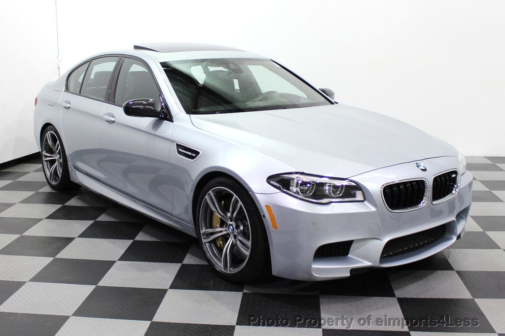 2015 BMW M5 CERTIFIED M5 V8 COMPETITION PACKAGE EXEC CERAMIC BRAKES - 18279081 - 33